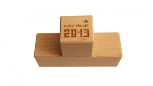 Gravírovaní dřevo